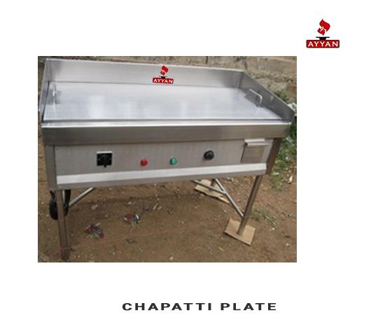 CHAPPATHI  PLATE