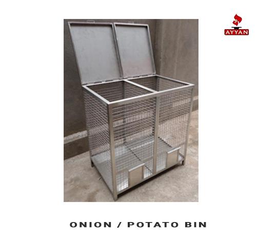 ONION / POTATO  BIN